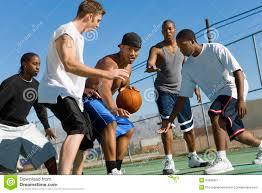 men-playing