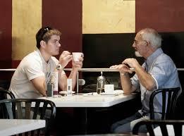 Old Men Mentoring